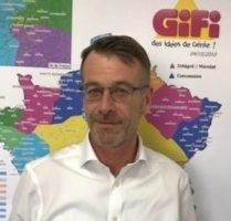 Bruno CHRETIEN Directeur Logistique et Transport du Groupe GIFI