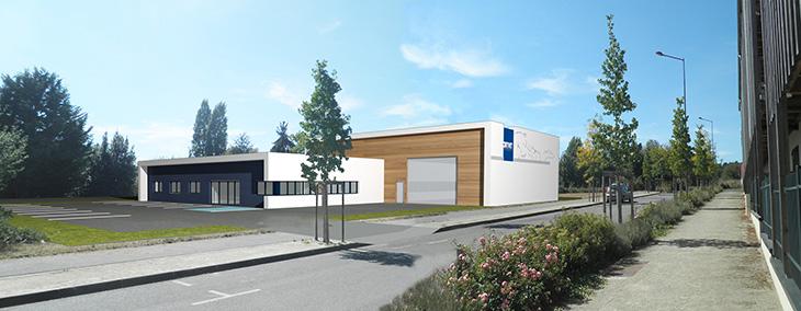 Laboratoire Certivet investit dans un nouveau bâtiment