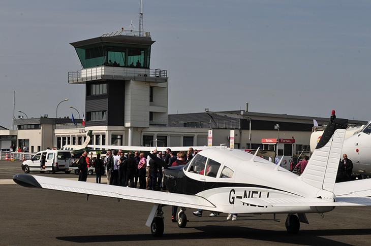 Aéroport Le Mans