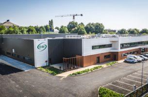 E4V nouveau site de production au Mans