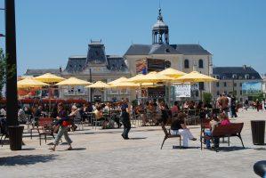 Sortir au Mans - centre ville et terrasses