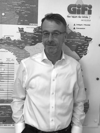 Bruno CHRÉTIEN, Directeur Logistique et Transport