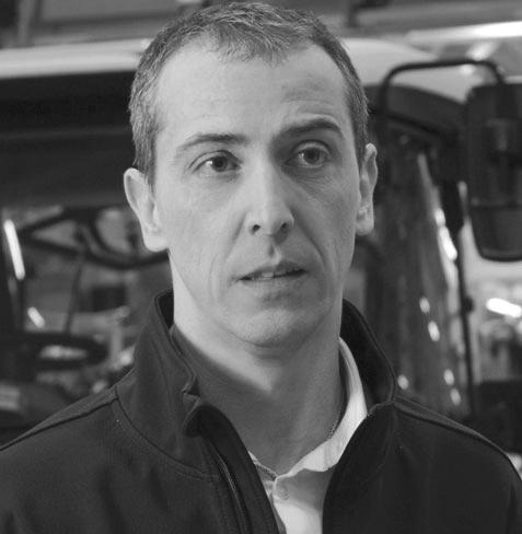 Etienne BOURASSEAU, Directeur Industriel