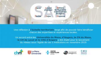 Collaboration santé Le Mans Université et l'hôpital du mans