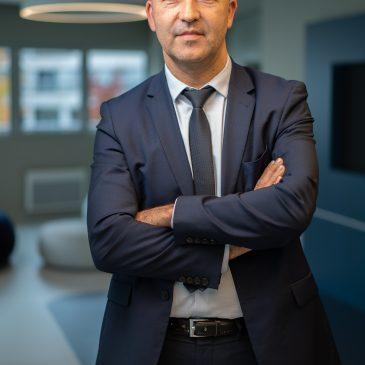 Anthony Gomes de carvalho, directeur GIE SESAME Le Mans