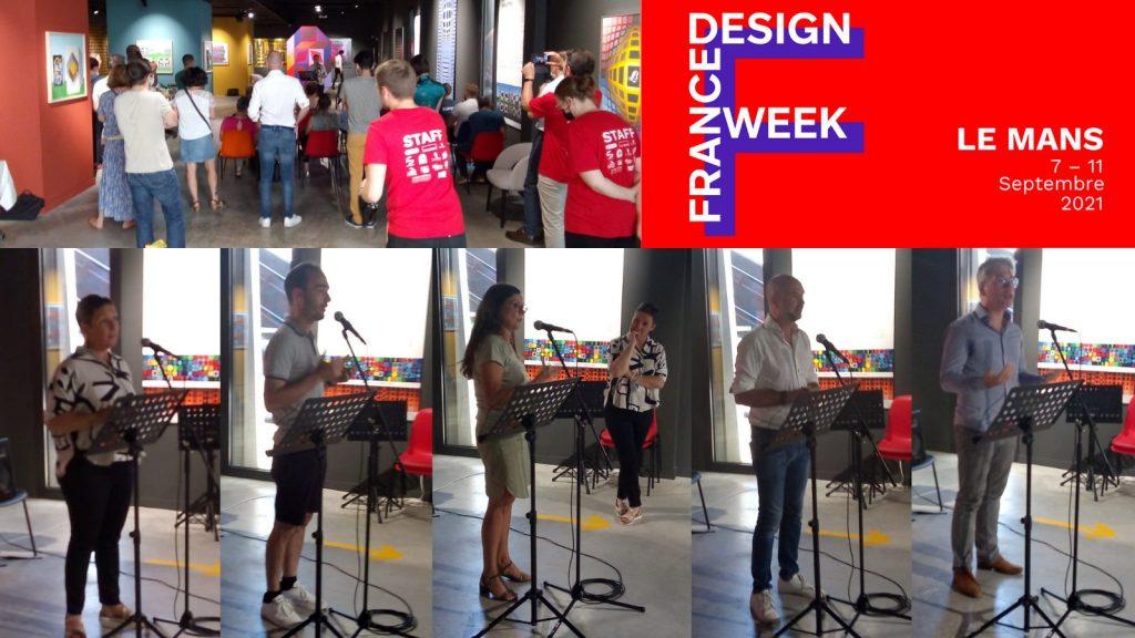 France Design week le mans