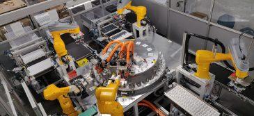 Mach'tel , entreprique robotique Le Mans