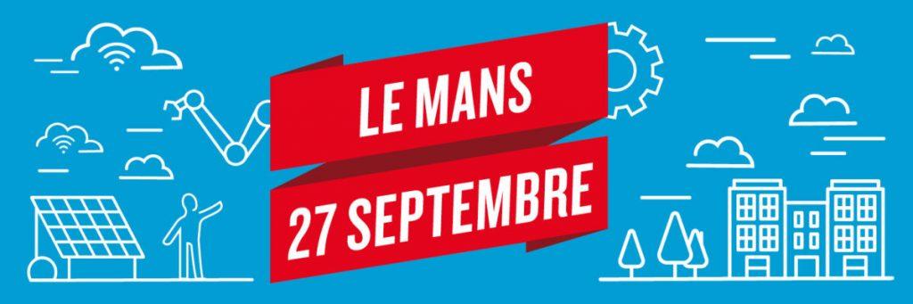Le Mans French Fab le mans