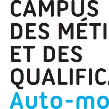 Logo campus Auto Mobilités Le Mans