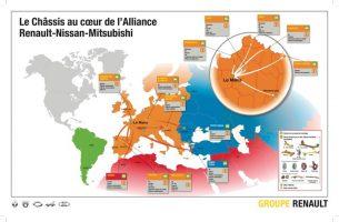 Renault dans le monde
